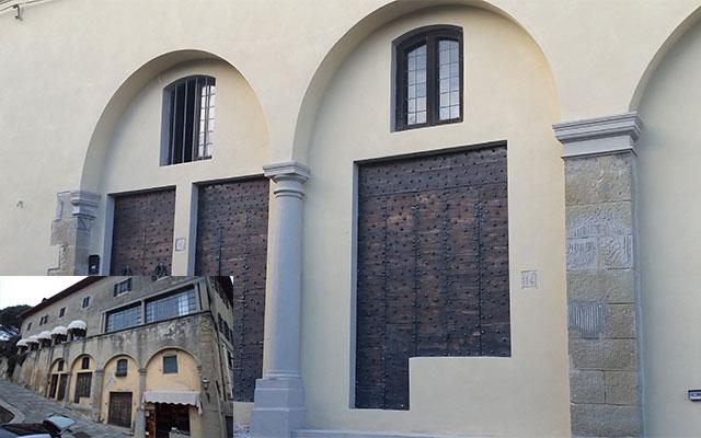 Restauro Facciate Architettoniche Firenze